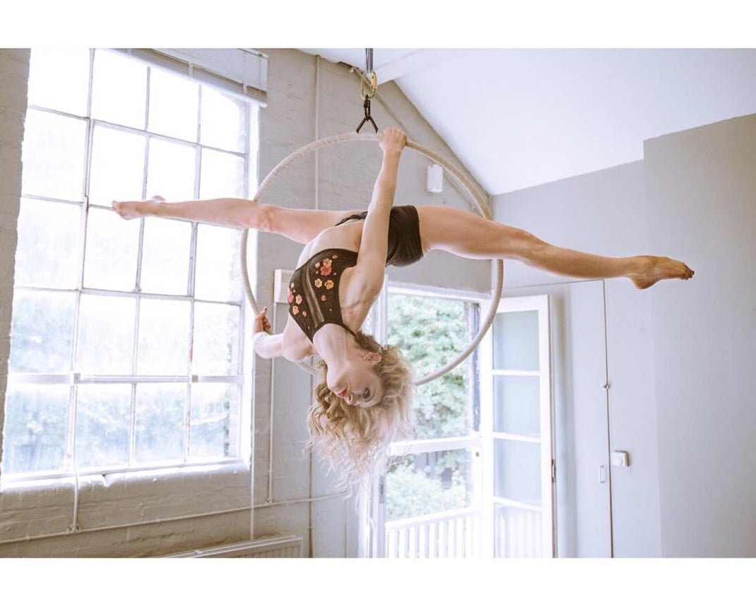 Ultimate Pole - Aerial Hoop Classes London