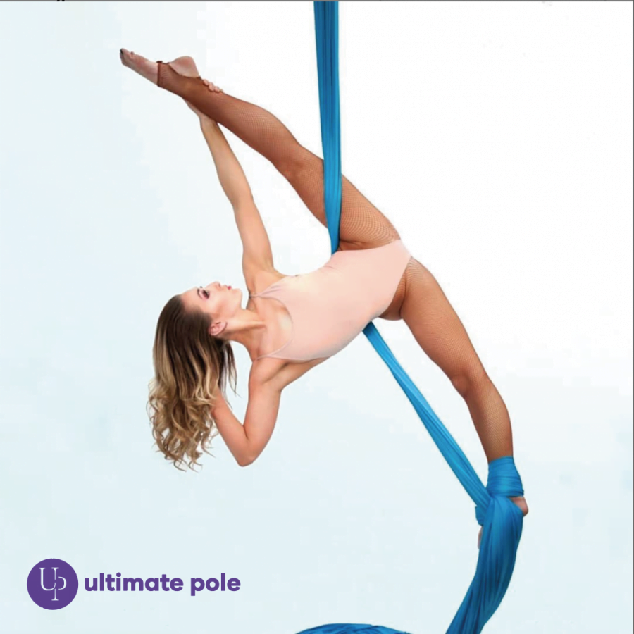 Ultimate Pole - Silk Dancing Classed London